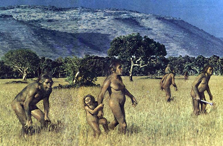 Флинтстоуны младшие: детство в каменном веке