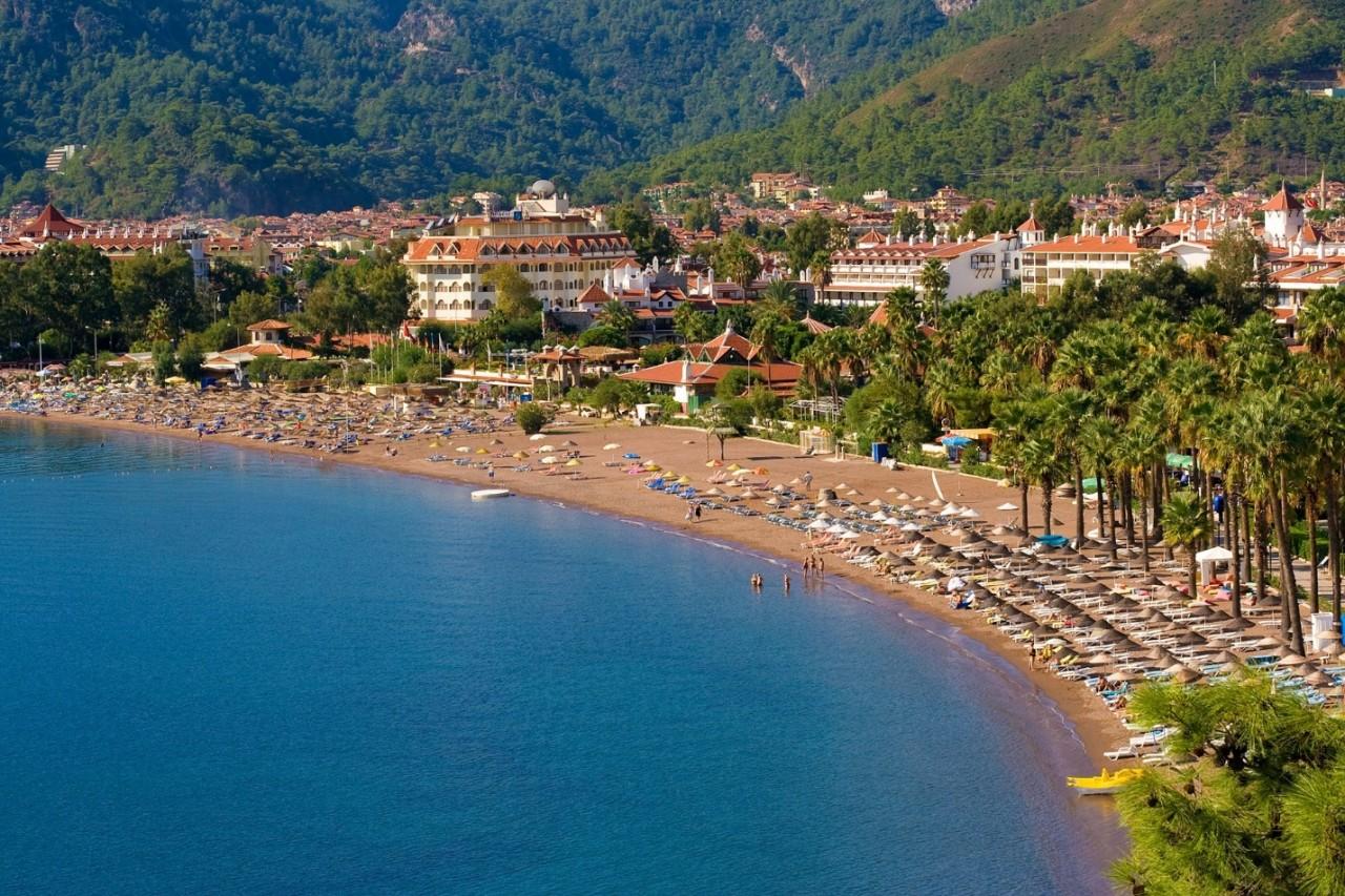 «Жемчужина моря» на турецком побережье