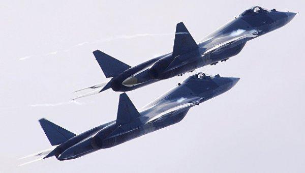 Сверхманевренность Су-57 хор…