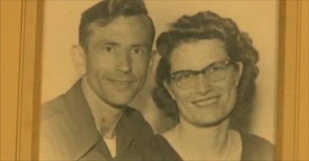 Эта пара прожила вместе 72 года. Но в последний день их жизни случилось нечто невероятное!