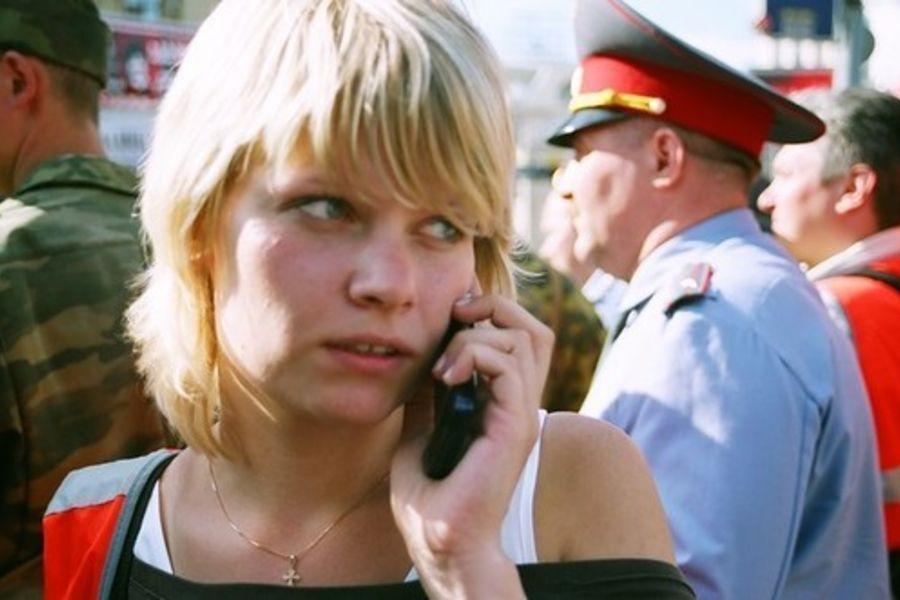 В России из дома убегают даже пятилетние дети