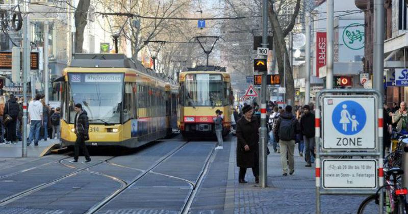 В Германии общественный транспорт сделают бесплатным, и это не шутка