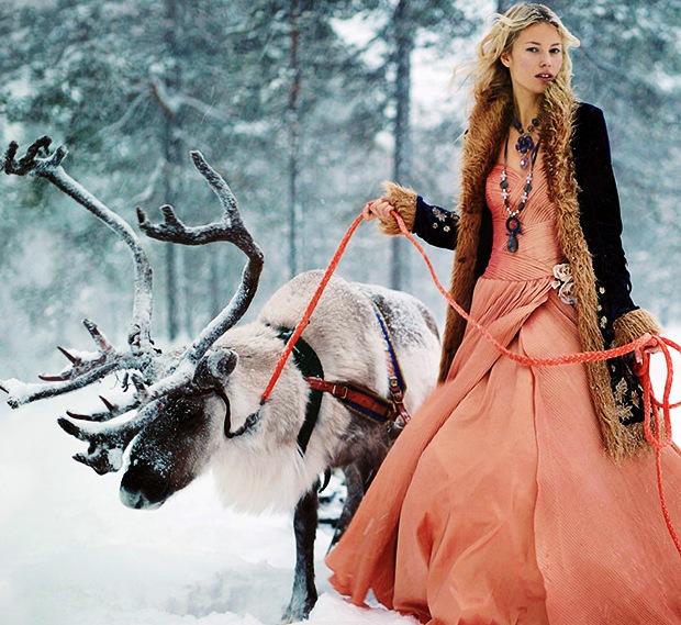 Трудный выбор: что надеть, чтобы быть модной, но не замерзнуть русской зимой
