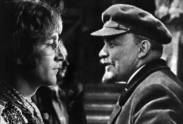 Декомунізація на Закарпатті: Леніна змінив Леннон