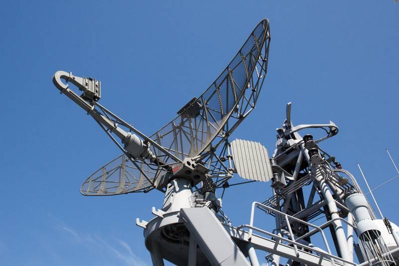 В Ростехе заявили о разработке корабельных антенн нового поколения