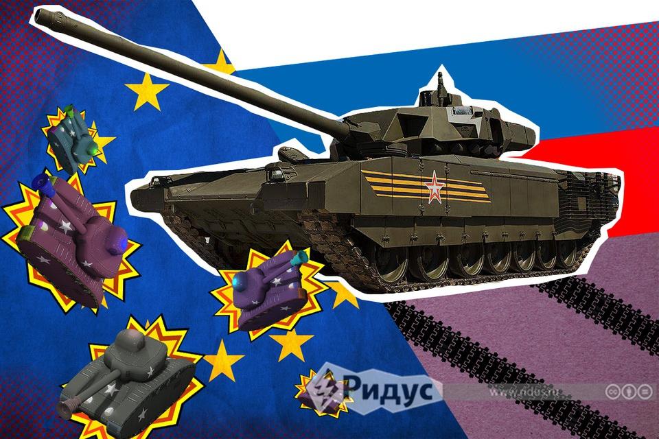 Может ли НАТО хоть что-то пр…