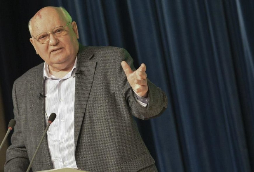 Горбачев рассказал Путину и …