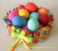 МАСТЕРИЛКА. Нарядная подставка для яиц
