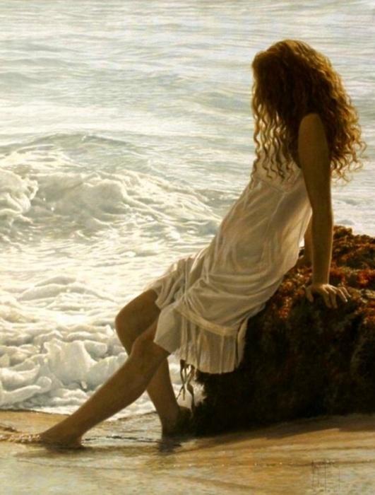 Ласковое море. Автор: Sergio Martinez Cifuentes.
