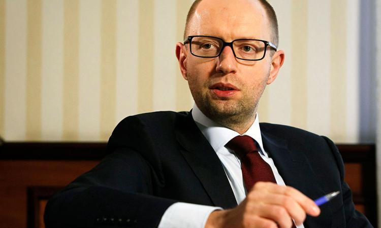 """Яценюк рассказал, какой """"подарок"""" для России подготовила Украина в ответ на """"торговые санкции"""""""