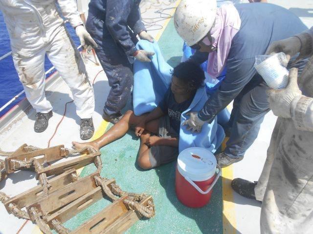 Индонезийский юноша 49 дней дрейфовал в океане и сумел выжить Aldi Novel Adilang, дрейф, океан