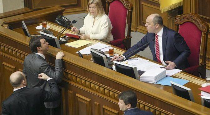 Киев мучительно идет к призн…