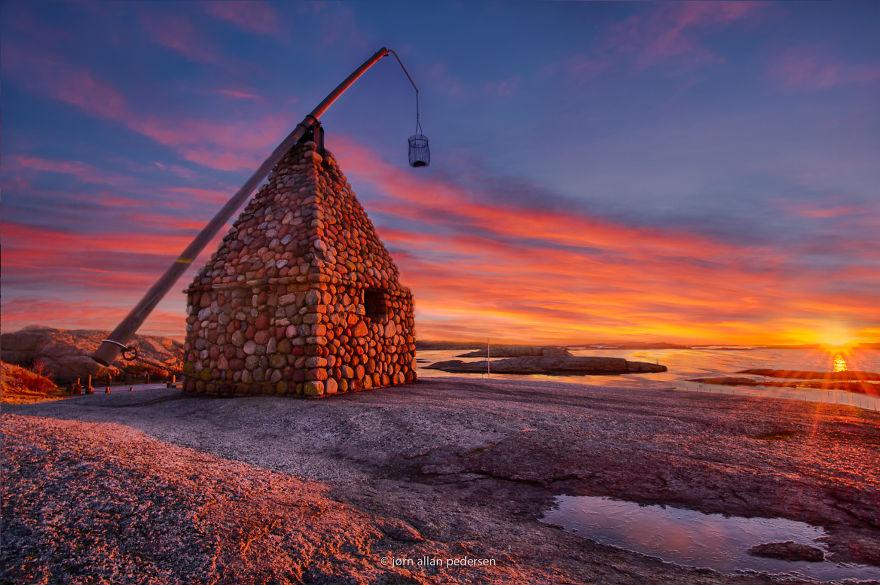 Сказочная архитектура Норвегии