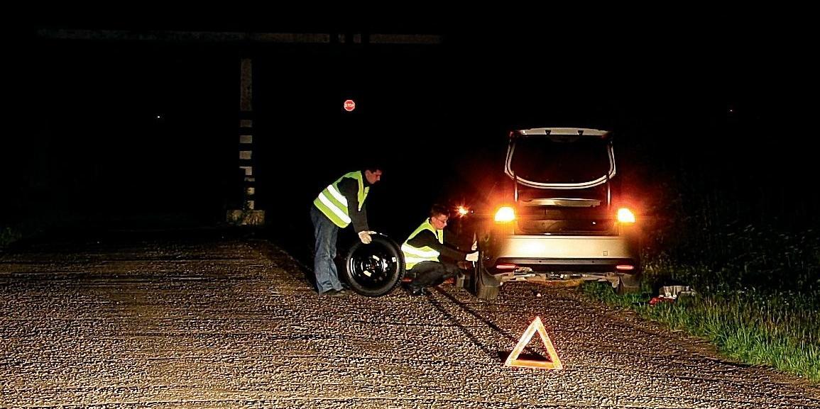 МВД: требование сотрудников ДПС предъявить светоотражающий жилет незаконно
