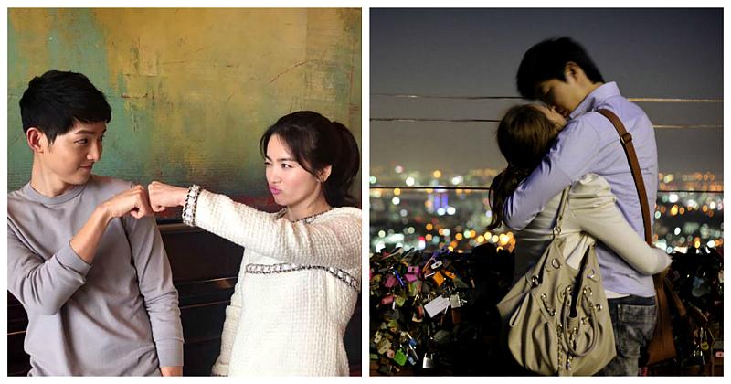 Знакомство с девушкой в южной кореи