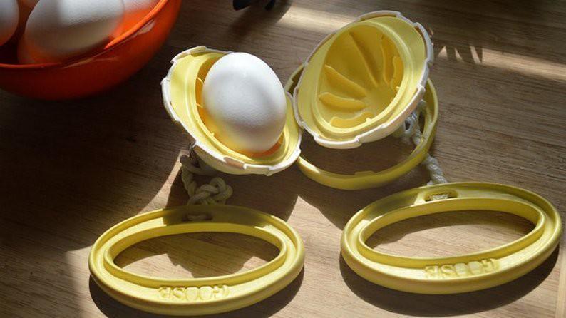 Golden Goose взбивает яйца в скорлупе гаджет, дизайн, креатив
