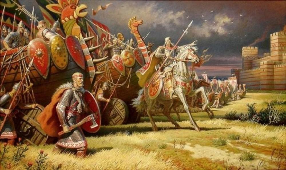 Как и зачем украли 6029 лет из мировой истории ?