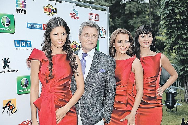 Лев Лещенко заподозрил в будущей жене шпионку
