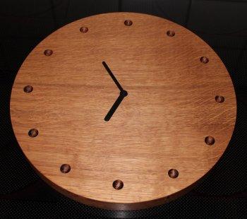 МАСТЕРИЛКА. Деревянные часы