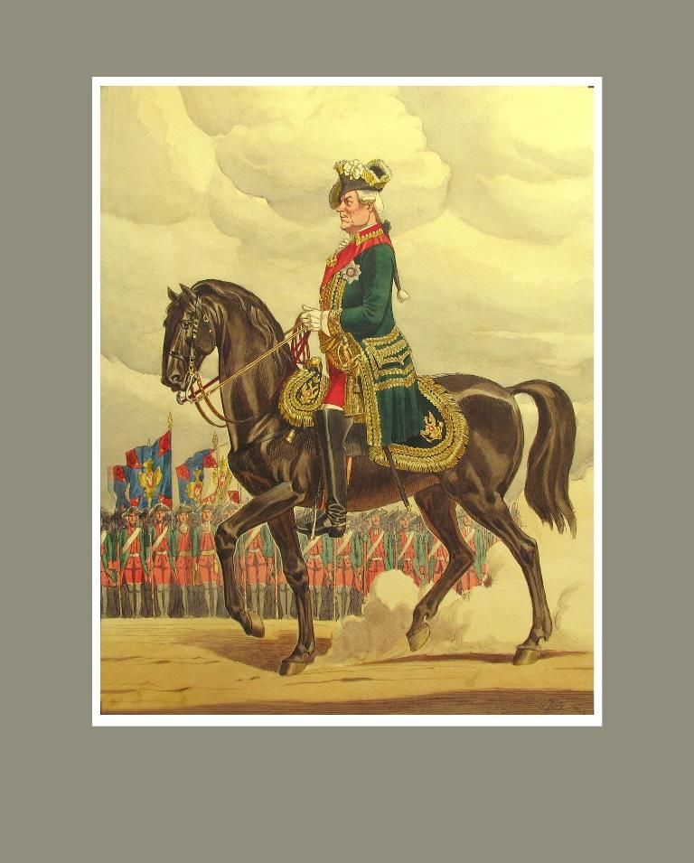 Открытки олега пархаева 1812