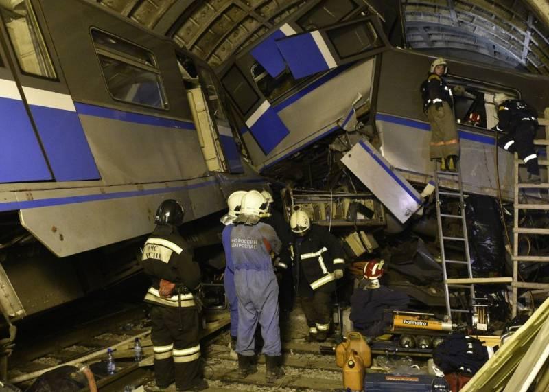 Крупнейшая авария в истории московского метро: как это было и кто ответил