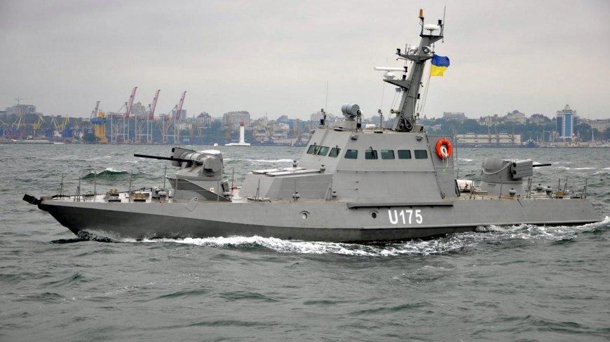 ВМС Украины - ржавые корабли…