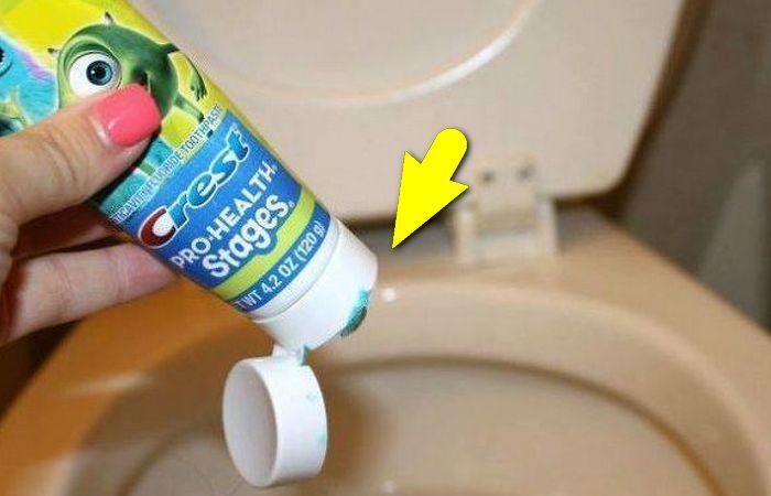 Зачем люди прячут тюбик зубн…
