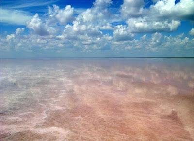 Озеро Эльтон,  Волгоградская область - и Мёртвое море нам не нужно!