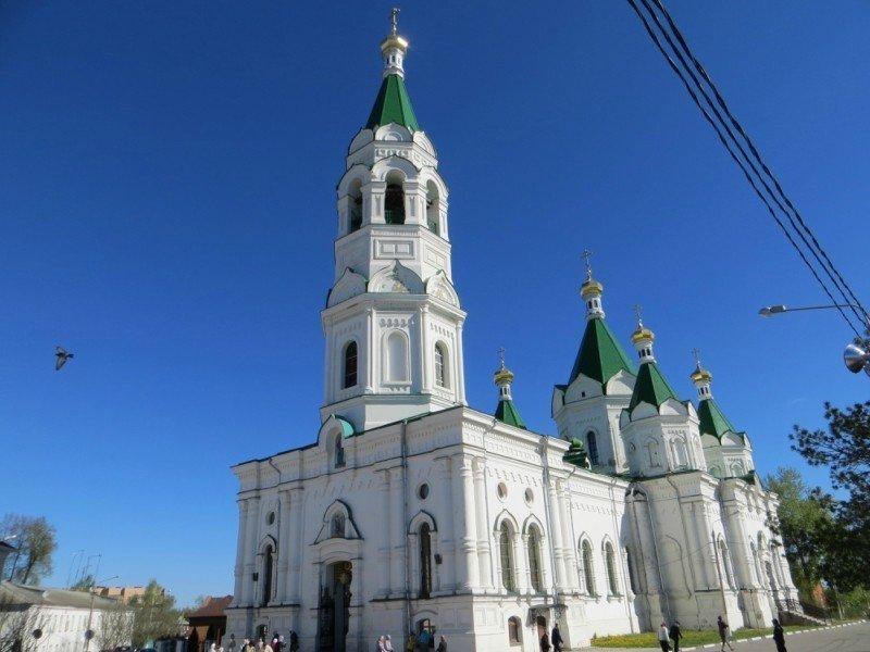 Егорьевск достопримечательности фото