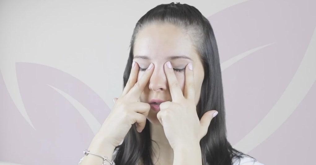 6 упражнений для глаз, которые избавят вас от отеков и дряблости кожи