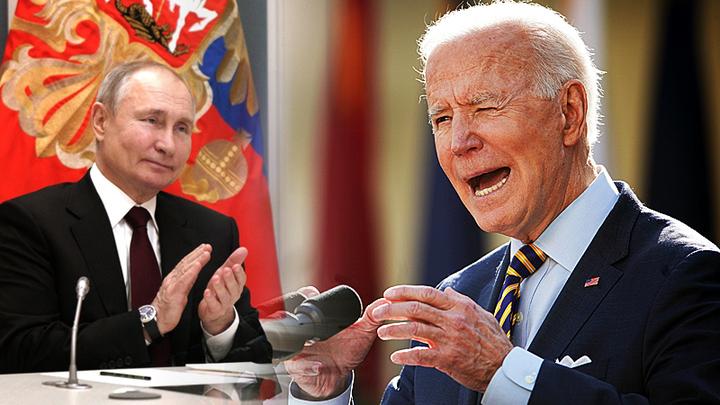 Байден думает, что поймал Путина. Но Россия ответит не словами Политика