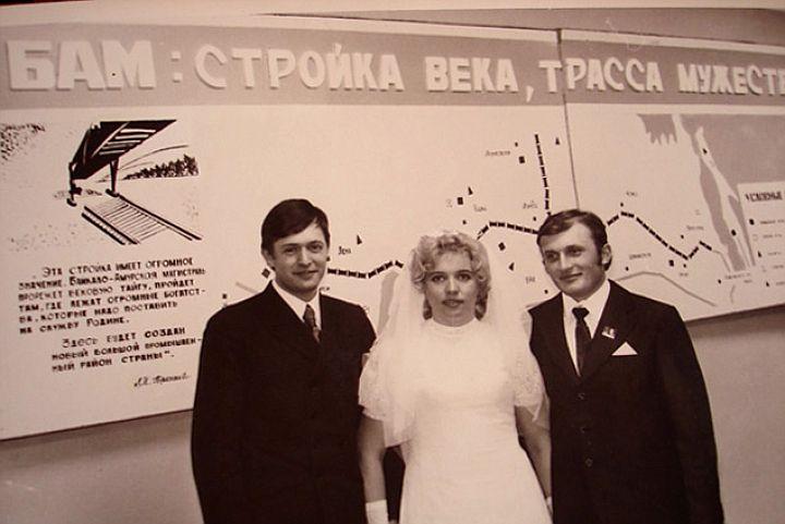 Ребята из молдавского отряда предложили мне выйти замуж за бригадира. А я взяла – и согласилась!