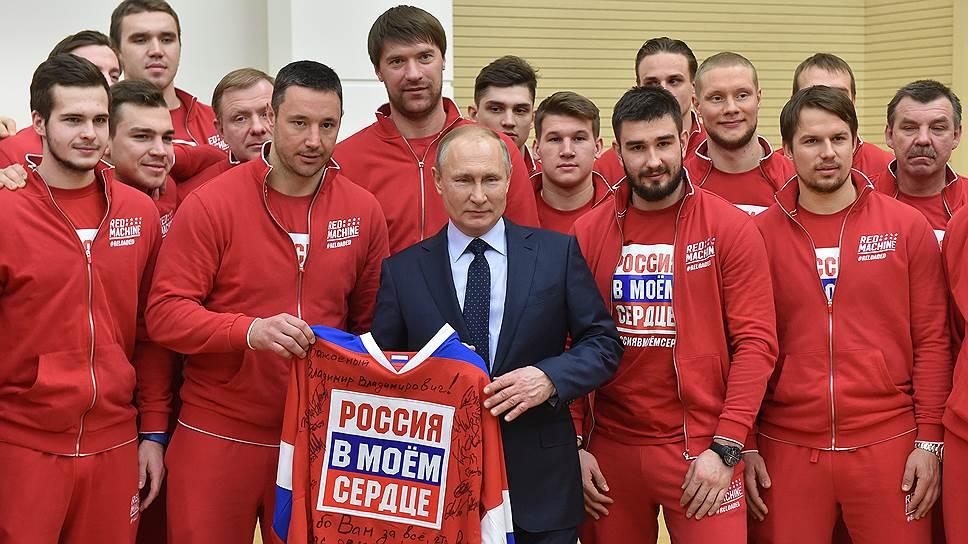 За что Владимир Путин попрос…