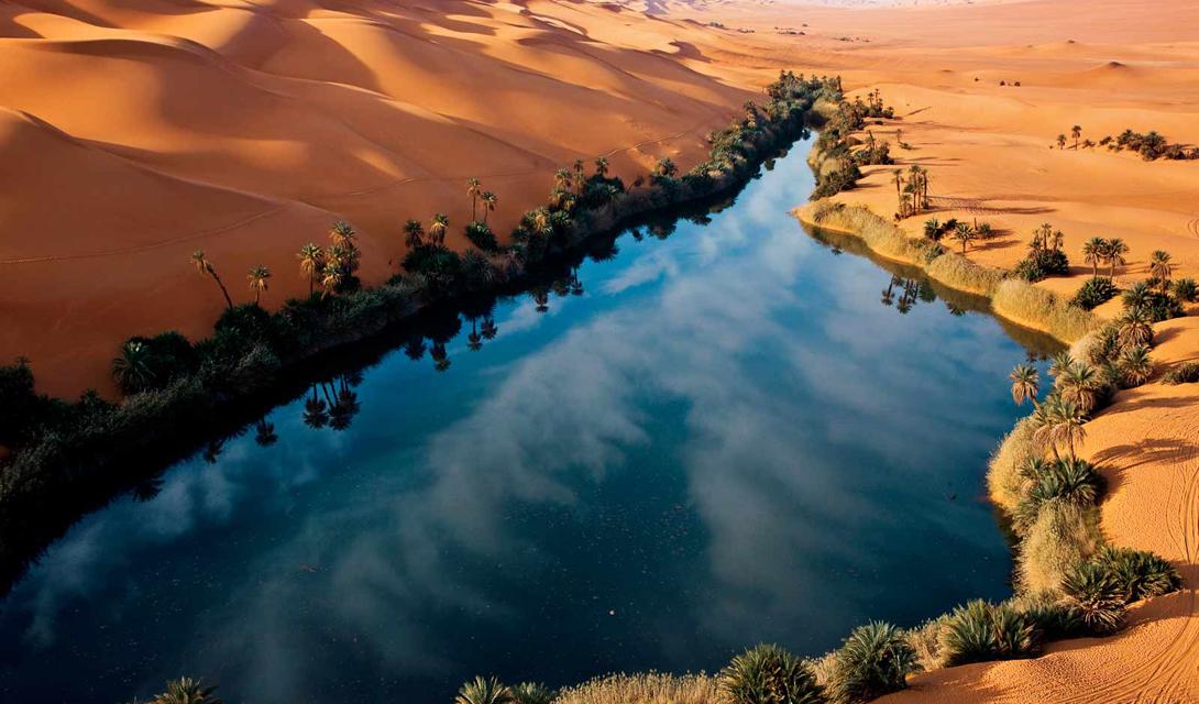 Мир без песка