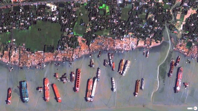 Свалка кораблей Читтагонг | …