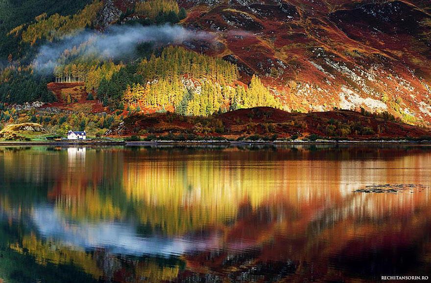 Незабываемая красота Шотландии