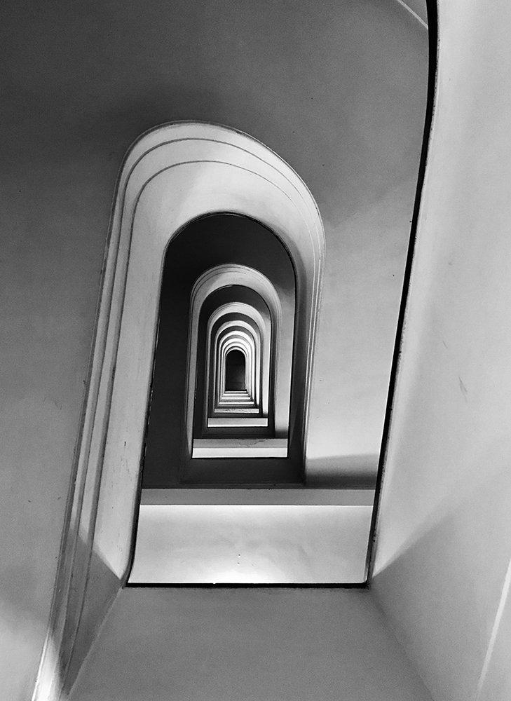 "Массимо Грациани (Massimo Graziani), Италия -1 место в категории ""Архитектура"" IPPAWARDS, Winners of the 2018 iPhone Photography Awards, iphone, ynews, фото"