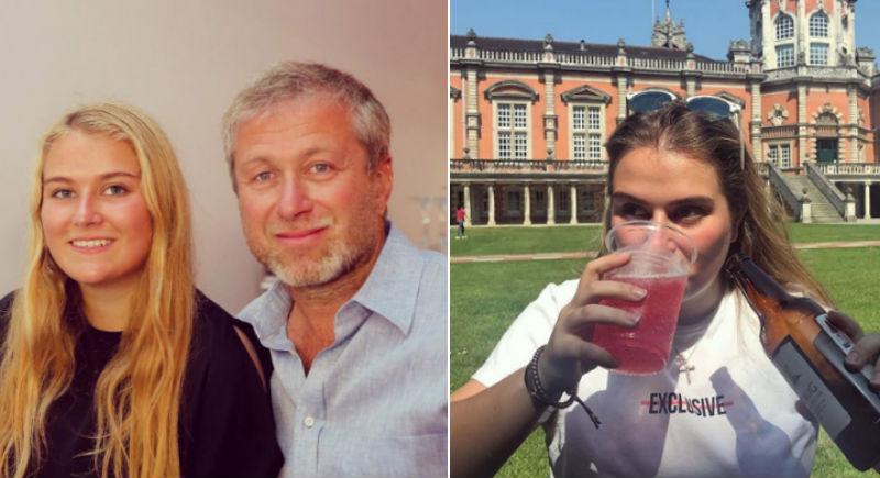 С британской визой все в порядке: роскошная жизнь 23-летней дочери Романа Абрамовича