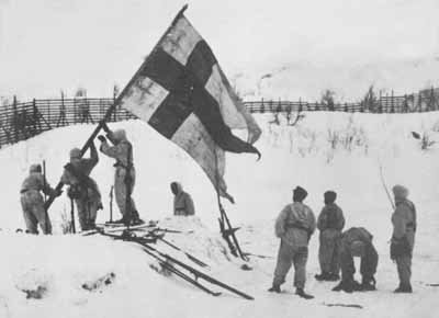 Какие военные преступления совершили финны в Великую отечественную история