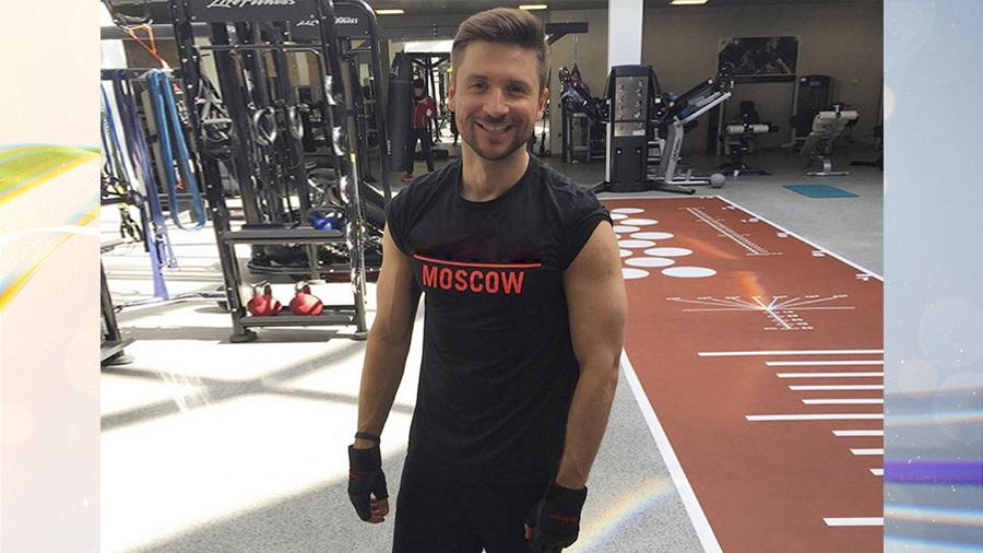 Фитнес от звезды: полезные привычки Сергея Лазарева