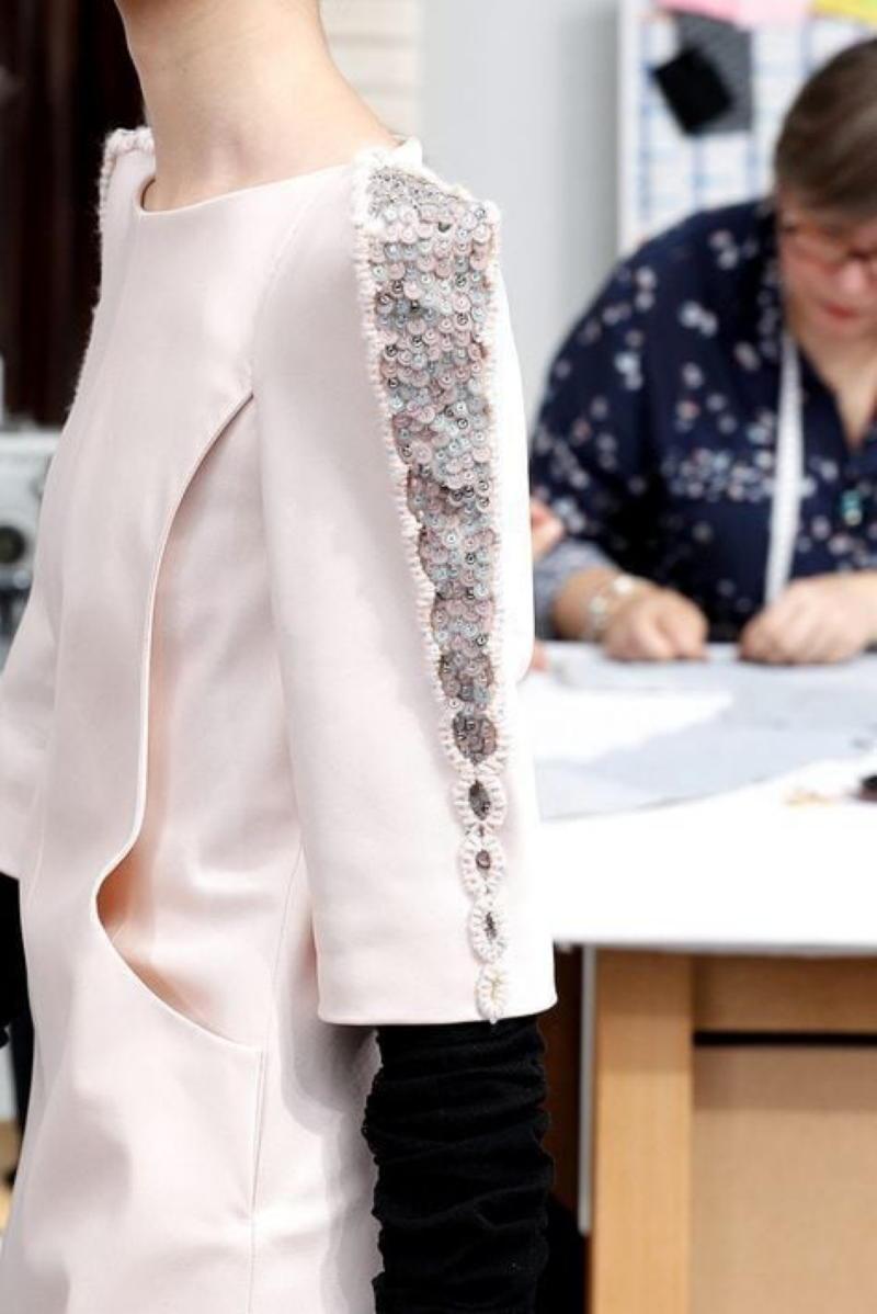 Изюминка любого образа: Восхитительные идеи оформления манжеты и рукавов