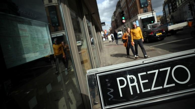 Западная пресса: Британский ресторан пригрозил судом липовым жертвам «Новичка»