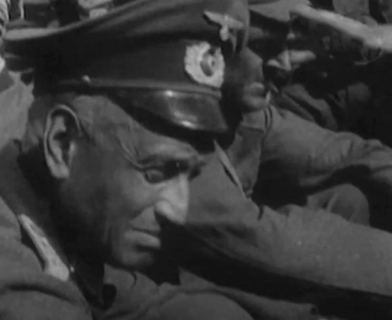 Заботы немецких высших офицеров при сдаче в советский плен история