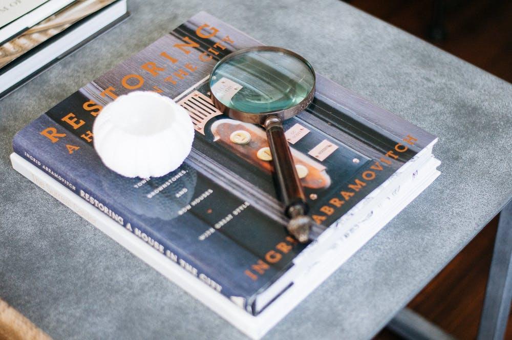 Книга по реставрации дома