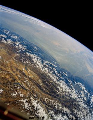 Впечатляющие фото из космоса
