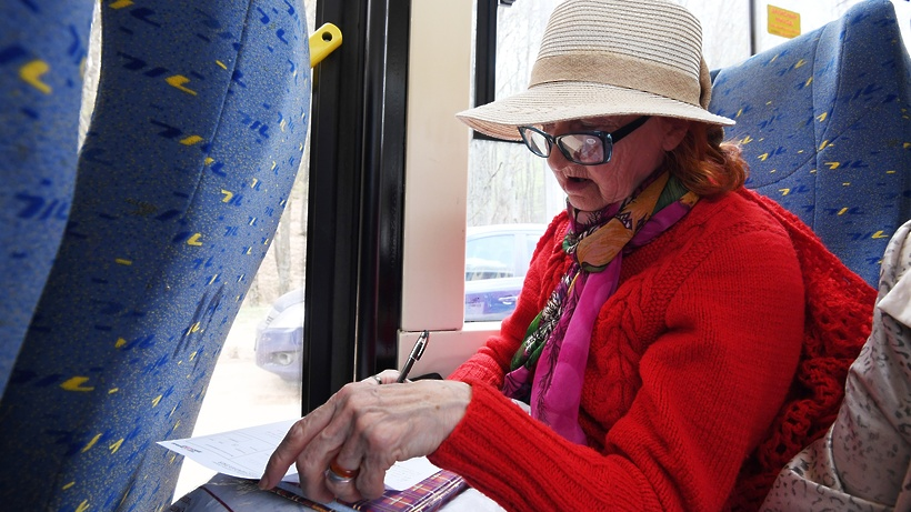 В Подмосковье запустят автобусные экскурсии для пенсионеров