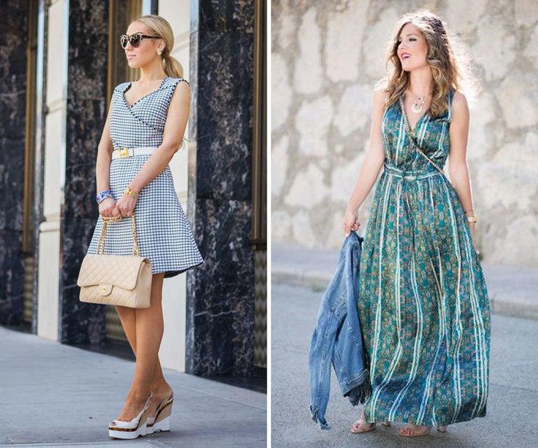 Модные сарафаны для тех, кому за 40: фасоны, которые стройнят и молодят