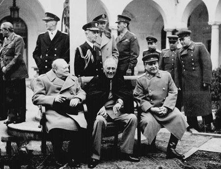 Неизвестные факты Ялтинской конференции.