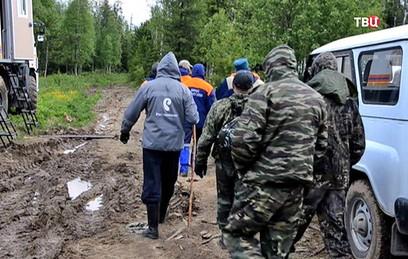 Спасатели обнаружили пропавших на Урале туристов
