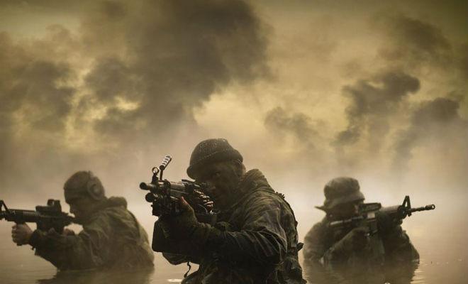 Худший спецназ мира армия,война,Пространство,солдаты,спецназ
